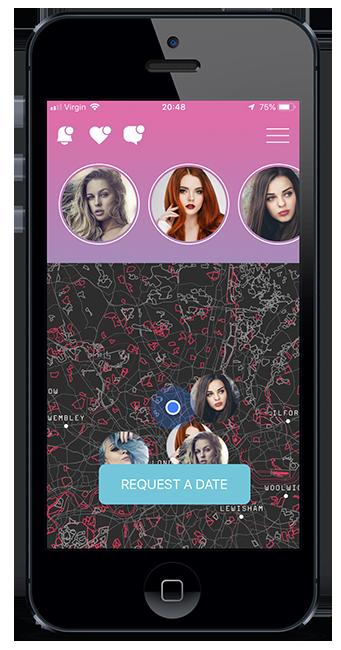 sugar daddy dating app iphone
